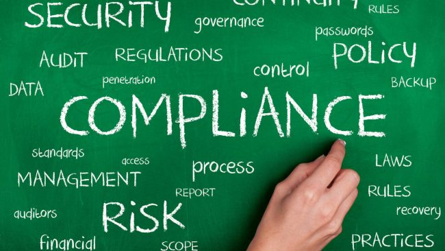 For data compliance, banks and payment firms show signs of 'getting it'